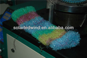 Bath towel making machine
