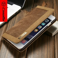 Leather wallet case stand pouch for Iphone 6,mobile phone accessories