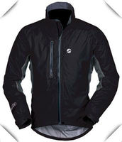 Storm Fit Light Woven Waterproof Golf Jacket with Small embroidery logo