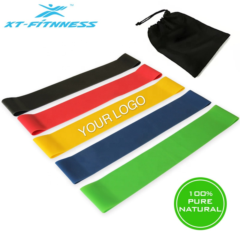 Sport Yoga Elastic Strength <strong>fitness</strong> soft resistance <strong>fitness</strong> band