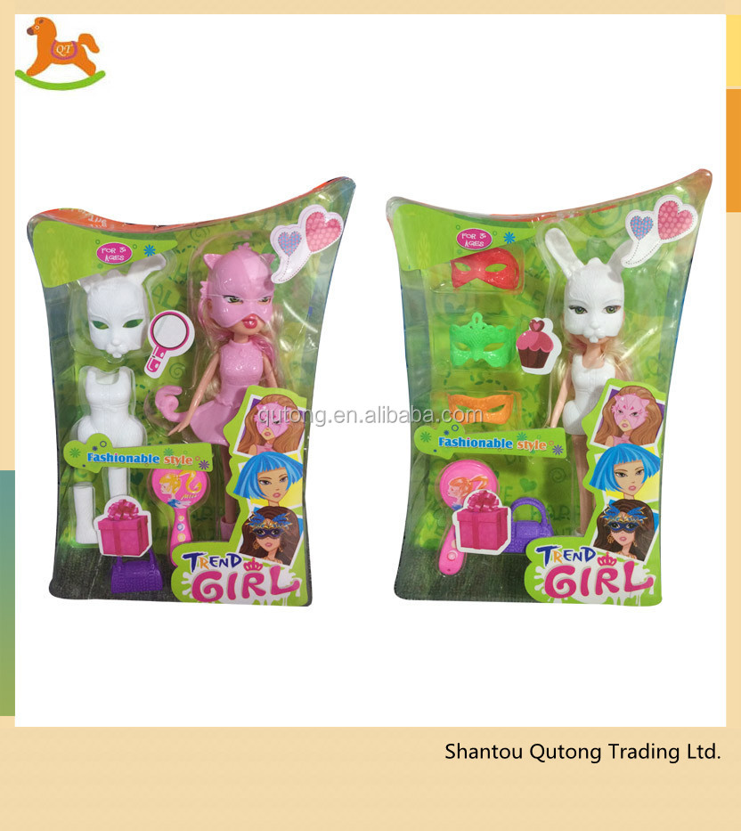 online doll dress-up girl games/ most beautiful doll toys/plastic beautiful girl dolls