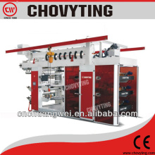 CW-1206FP China Best Manufacture Four Color Offset Printing Machine With High Speed