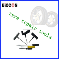 Tire Mounting Demounting plug Tools for tire changing /Tire repair plug seal insert tool