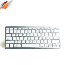 "Factory Wholesale Universal Wireless Keyboard For iPad 2 3 4 5 6 Pro 9.7"" 12.9"" Tablet"