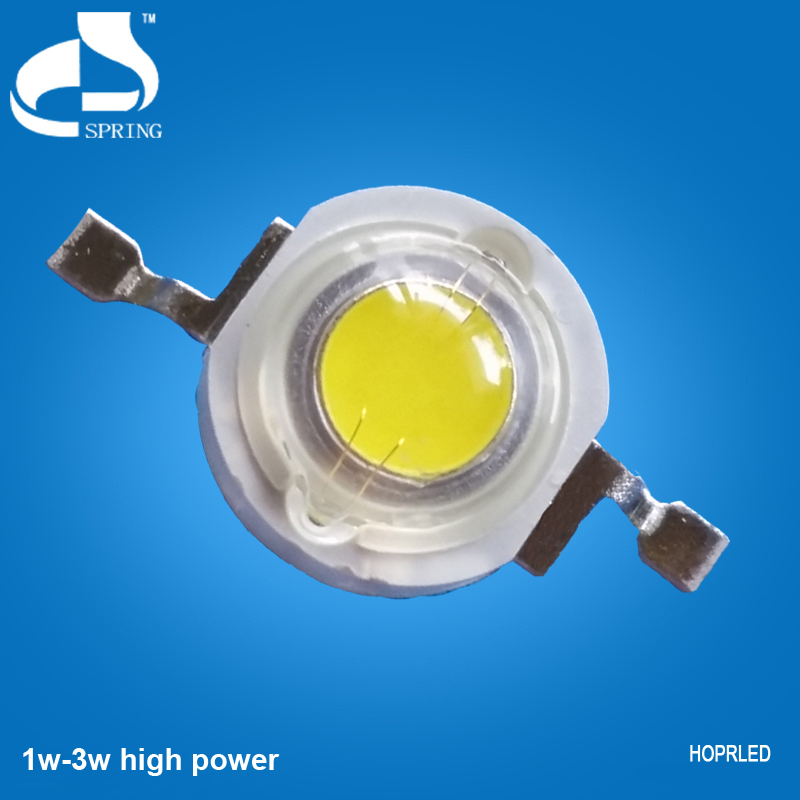 Epistar / Bridgelux chip High power 1 watt white led