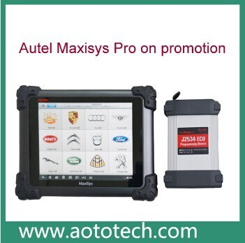 2015 Newest Autel Maxisy Pro 908p obd2 scanner for nisan do ECU for car