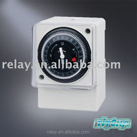24 hours Mechinical Timer TH-188 12v dc pump 110vac timer switch