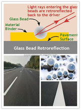 water based road marking paint with glass bead