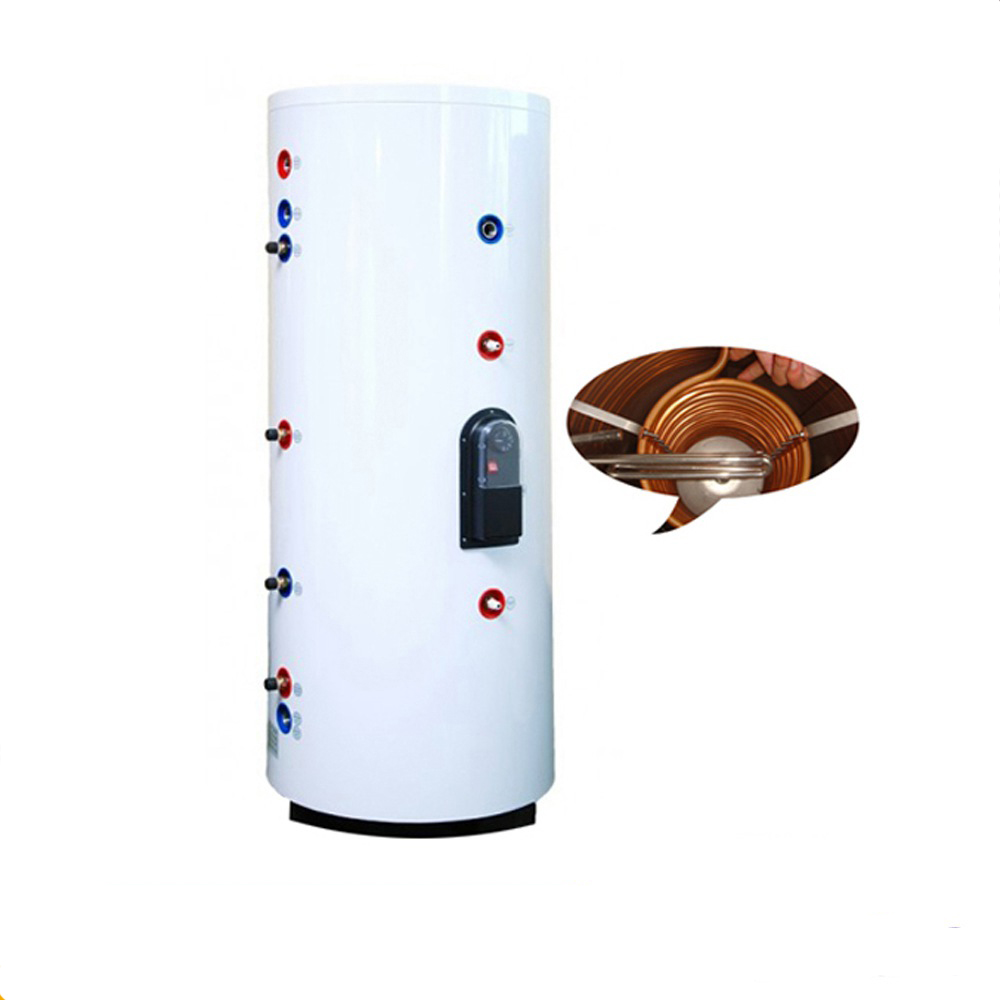 Pressurized Water Heater Application vacuum tube solar panel heater