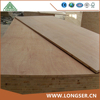 19mm Poplar Core Laminated Wood Block Board for Furniture