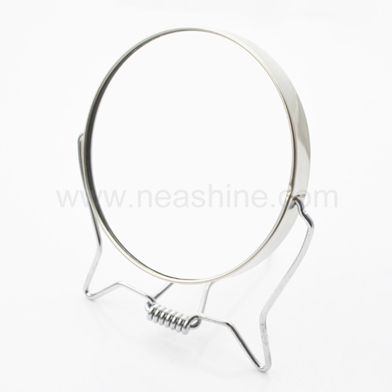 Two sided vanity dressing modern table mirror/make up table mirror,table stand mirror