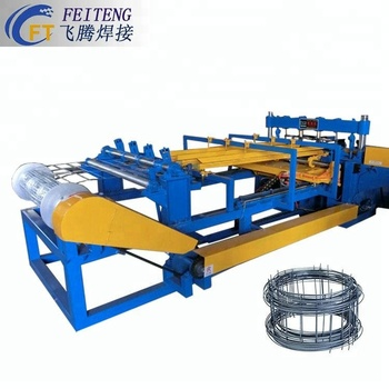 Brick force wire mesh welding machine / welding equipment