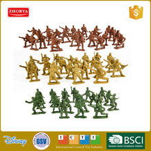 Latest plastic soldier figures cheap price solider model toy military army figure toy for kids