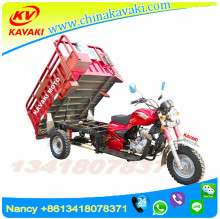 KAVAKI MOTOR Made In China Big Power 150cc Tricycle / Tricycle For Adults / Cargo Tricycle With Front Windshield