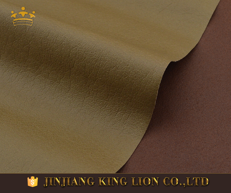 0.6mm Microfiber pu Synthetic lining material for shoe