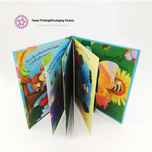 Cheap interesting 3d stereo book printing for children