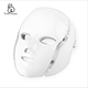 facial led mask photon light therapy