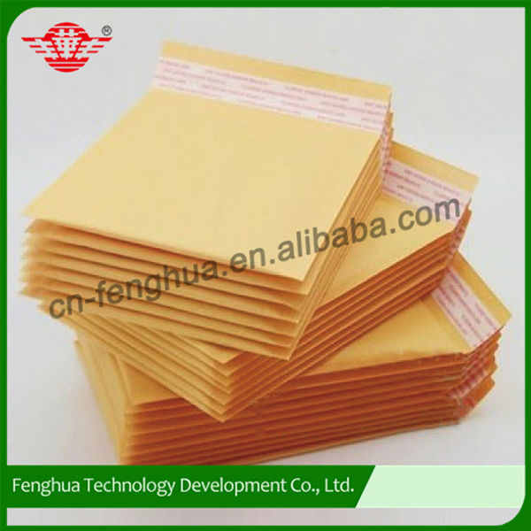 Alibaba China Wholesale bubble padded bag kraft envelope mailer