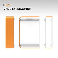 Cell Phone Accessories Vending Machine with Management Backend System