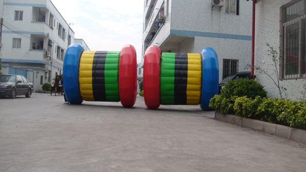 creative design inflatable water park