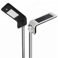 New products 10w IP65 Garden Integrated Solar led Street Light