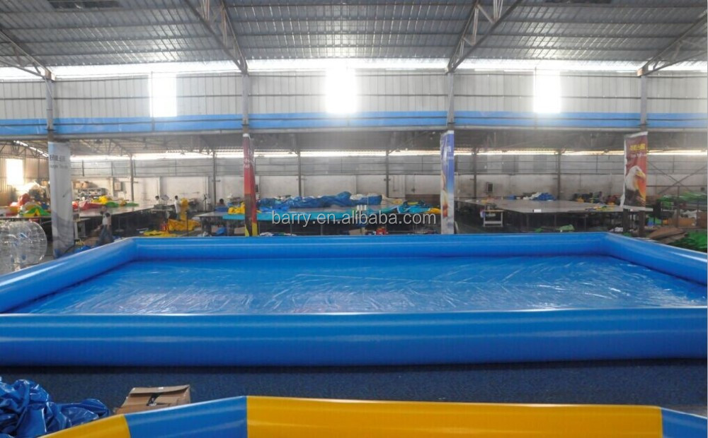Hot Selling Barry Blue Kids Cheap Big Inflatable Adult Swimming Pool Buy Inflatable Swimming