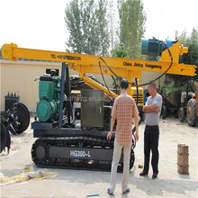 Solar System Construction Hydraulic Pile Driving Machine