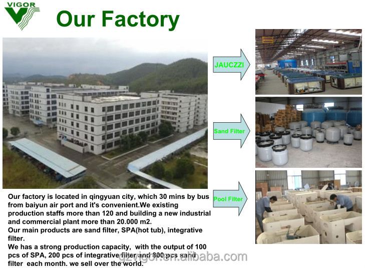 Factory swimming Pool cleaing equipments