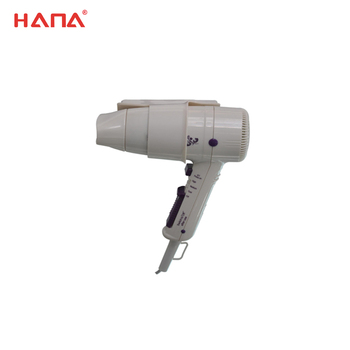 Professional hotel bathroom wall mounting hair dryer from CIXI WODE