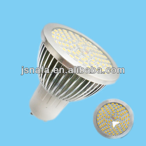 TUV CE RoHS IEC Approved Dimmable 6W GU10 LED Spot Light g4 led bulb
