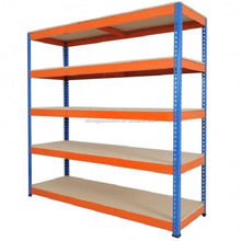 150x70x30cm powder coated slotted angle boltless rack