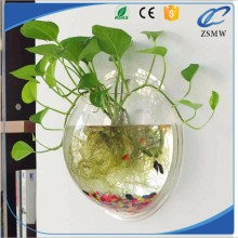 half sphere shape small aquarium accessories china fish tank for wall