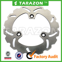 Stainless Steel solid brake disc for motorcycle for NSR250;CBR400 NC23 RG Huricane;CBR400;VFR400;CBR600 Hurricane