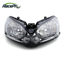 Custom Motorcycle Headlamp Headlight Assembly For Kawasaki 1400 GTR Concours 14 ZG1400 2008-2009-2010-2011
