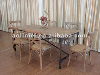 french style dining furniture industrial tables on wheels
