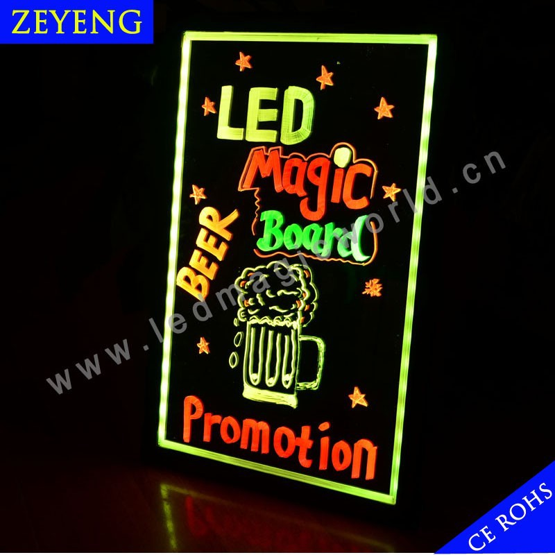High quality new fresh sparkle led corona neon signs