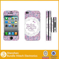 Full Body Screen Protector Cover Film Sticker Guard For Iphone 5 5S