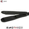 High technology wide ceramic plate hair straightener OEM Hot selling flat iron White/Black new type hair straighteners