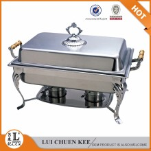 Deluxe Hotel Buffet Equipment/cold and hot chafing dish