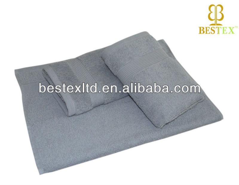 Luxury Special Eco Cotton Terry cloth Sweat wholesale towels confidence in textile