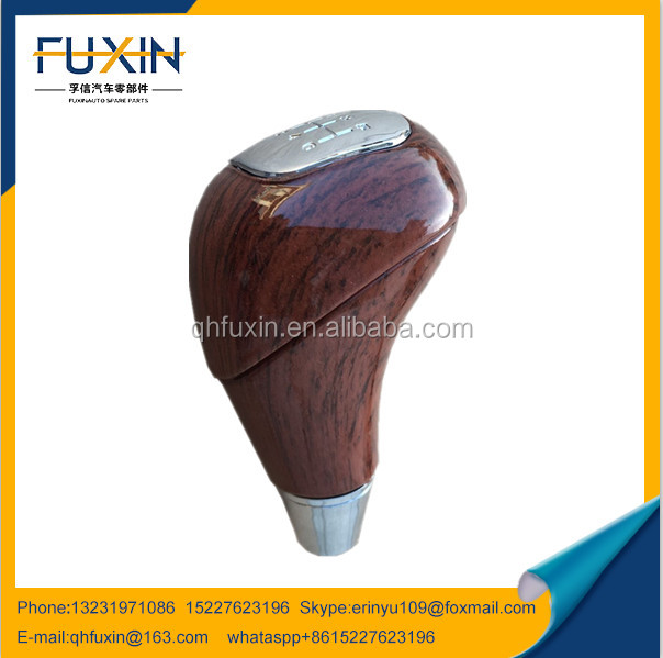 Mercedes W210 W220 <strong>W163</strong> W202 W140 6 Speed wood Gear shift Knob