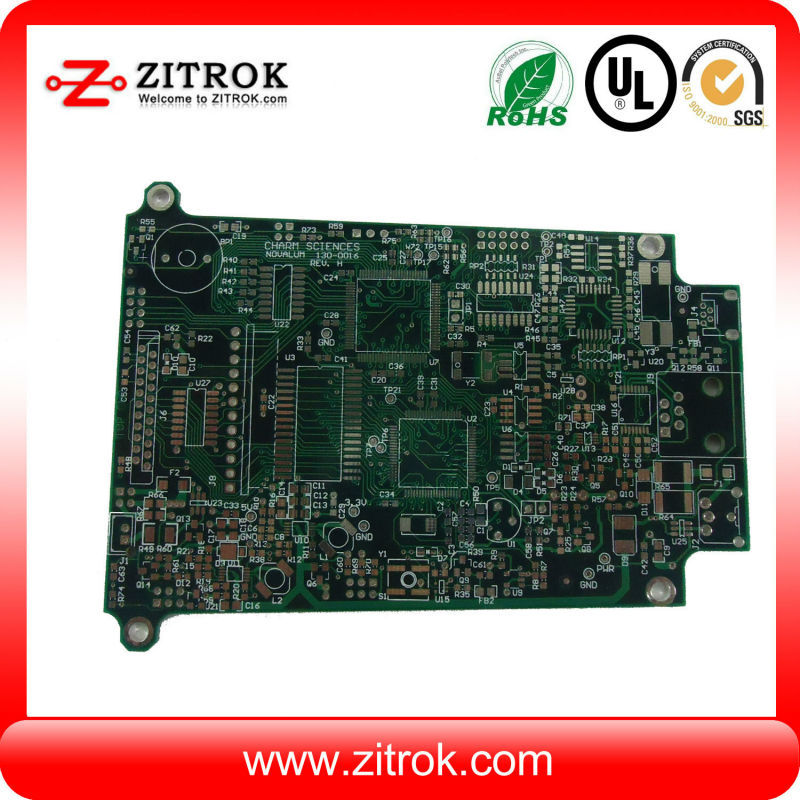 Professional rf receiver circuit board 433mhz production