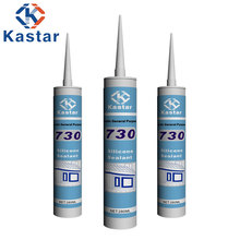 High Quality Acetoxy Clear Color GP Silicone Sealant