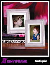 Mini baby photo frame, wooden picture frame
