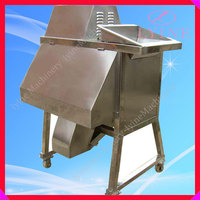 4000kg/h industry electric potato chips cutter machine
