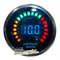 air fuel ratio meter 52mm auto gauge