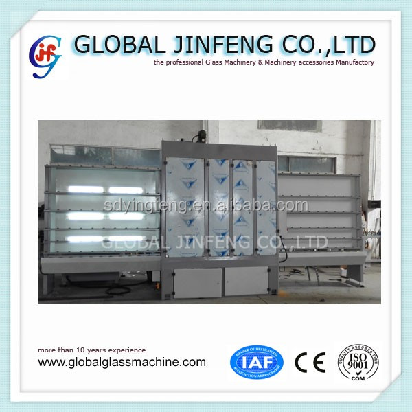 JFV1800 Vertical Automatic glass washing and cleaning machine