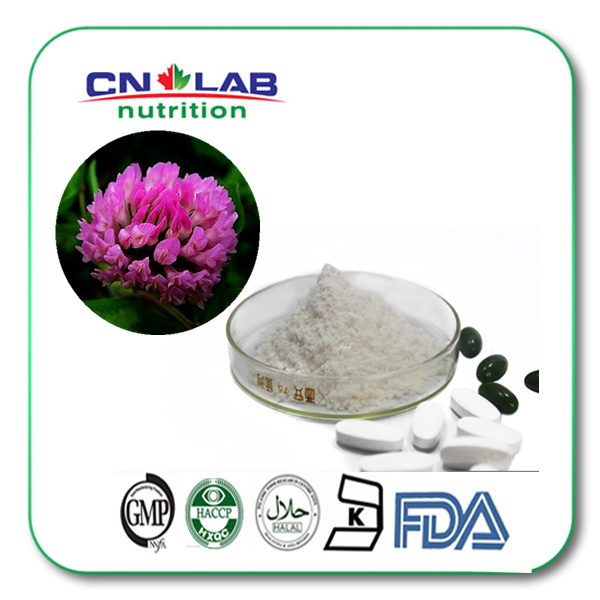 GMP,HALAL,KOSHER,ISO certified High Quality Red Clover 98% Formononetin Extract Powder