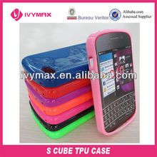 2013 NEW Silicone Mobile Phone Case for Blackberry Q10