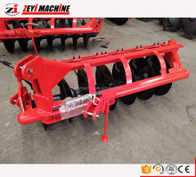 Hot sale ZEYI baldan fish one way disc plow for tractor from china